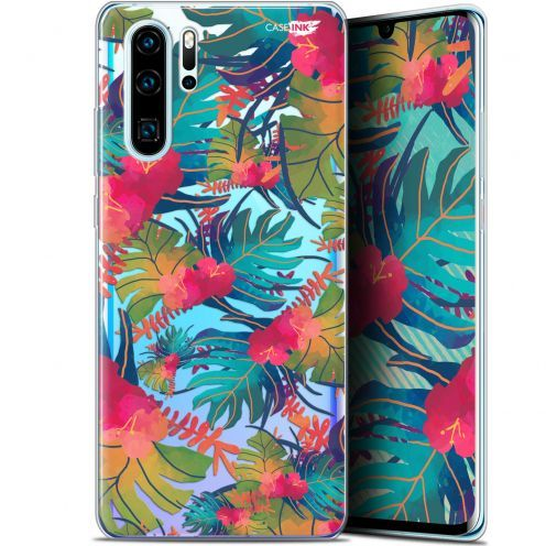 """Coque Gel Huawei P30 Pro (6.47"""") Extra Fine Motif - Couleurs des Tropiques"""