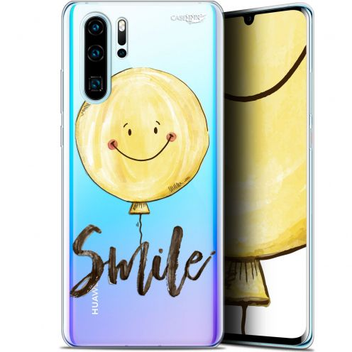 "Coque Gel Huawei P30 Pro (6.47"") Extra Fine Motif - Smile Baloon"