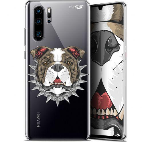 "Coque Gel Huawei P30 Pro (6.47"") Extra Fine Motif - Doggy"