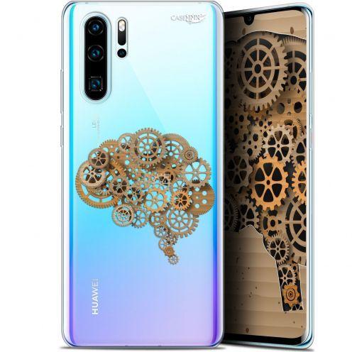 """Coque Gel Huawei P30 Pro (6.47"""") Extra Fine Motif - Mécanismes du Cerveau"""