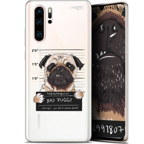 "Coque Gel Huawei P30 Pro (6.47"") Extra Fine Motif - Beware The Puggy Dog"