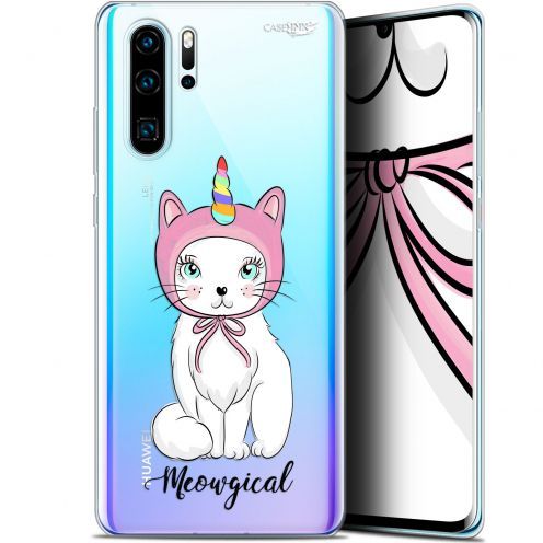 "Coque Gel Huawei P30 Pro (6.47"") Extra Fine Motif - Ce Chat Est MEOUgical"