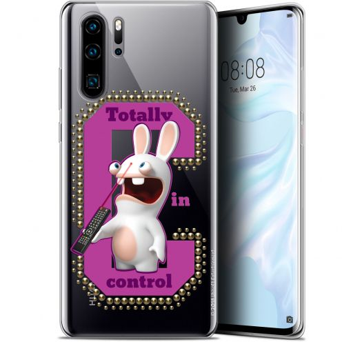 "Coque Gel Huawei P30 Pro (6.47"") Extra Fine Lapins Crétins™ - In Control !"