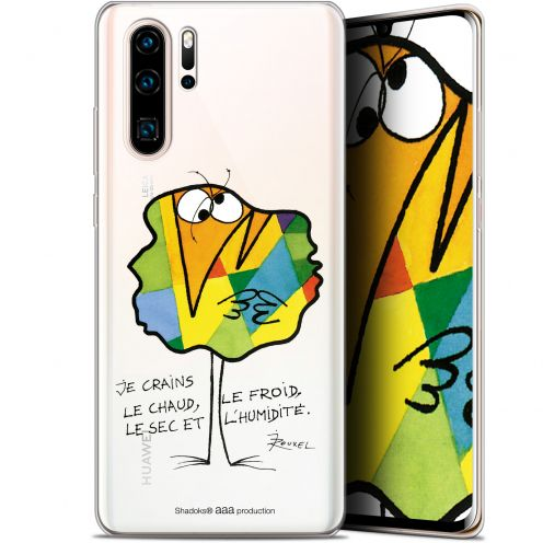 "Coque Gel Huawei P30 Pro (6.47"") Extra Fine Les Shadoks® - Chaud ou Froid"
