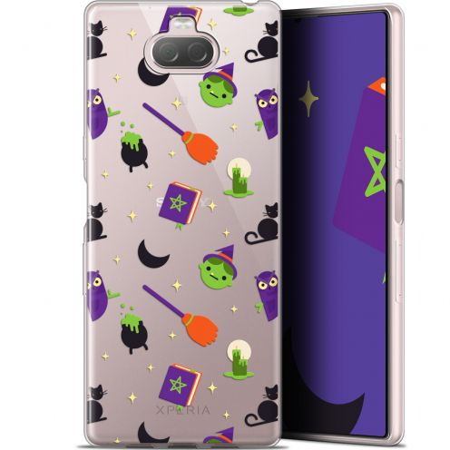 """Coque Gel Sony Xperia 10 (6"""") Extra Fine Halloween - Witch Potter"""