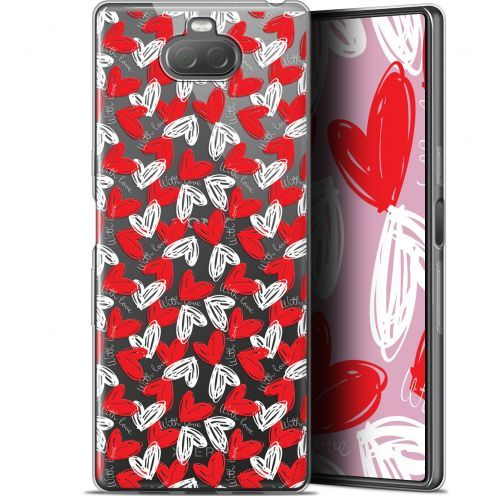 "Coque Gel Sony Xperia 10 (6"") Extra Fine Love - With Love"