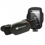 Vue complémentaire de Pack Sport Runalyzer® iPhone 3G / iPhone 4 / 4S / Touch S