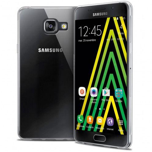 Coque Samsung Galaxy A5 2016 (A510) Extra Fine Souple Crystal Clear