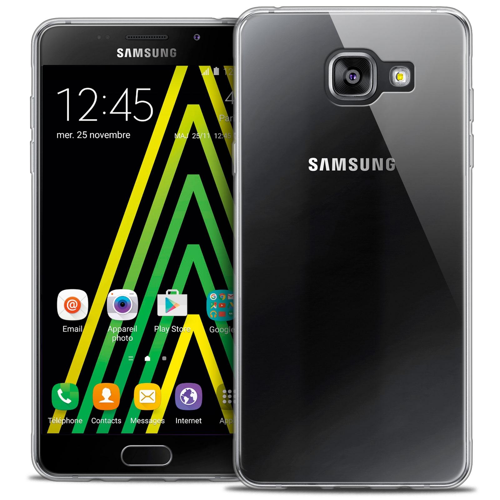 Coque Samsung Galaxy A5 2016 (A510) Extra Fine 1mm Souple Clear