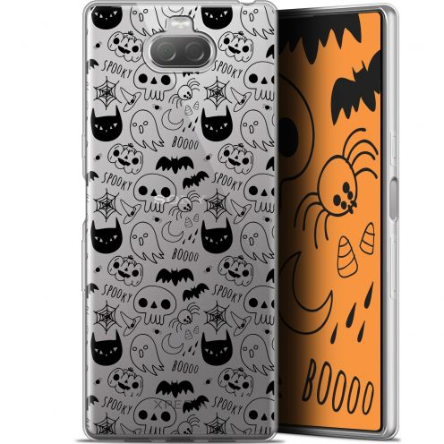 "Coque Gel Sony Xperia 10 Plus (6.5"") Extra Fine Halloween - Spooky"