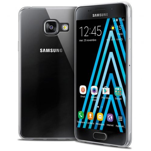 Coque Samsung Galaxy A3 2016 (A310) Extra Fine Souple Crystal Clear