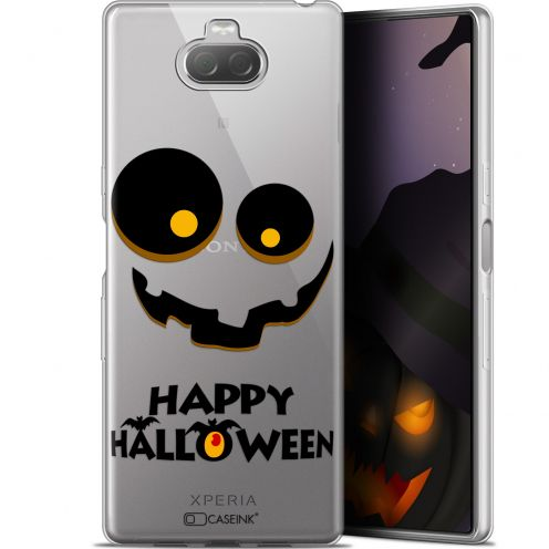 "Coque Gel Sony Xperia 10 Plus (6.5"") Extra Fine Halloween - Happy"