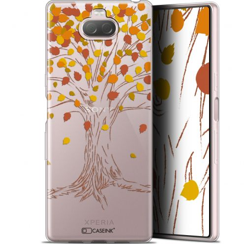 "Coque Gel Sony Xperia 10 Plus (6.5"") Extra Fine Autumn 16 - Tree"