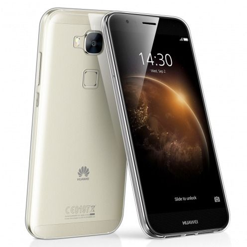 Coque Huawei G8 Extra Fine Souple Crystal Clear