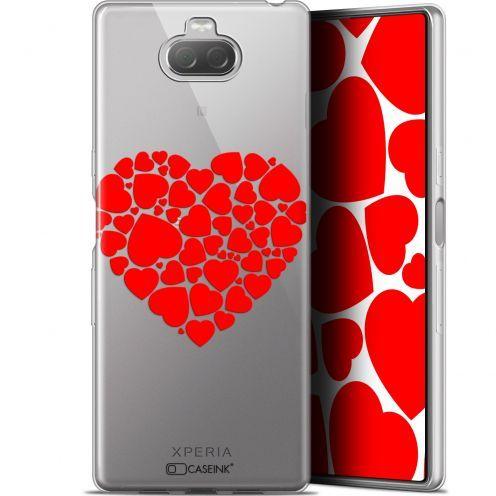 "Coque Gel Sony Xperia 10 Plus (6.5"") Extra Fine Love - Coeur des Coeurs"