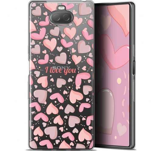 "Coque Gel Sony Xperia 10 Plus (6.5"") Extra Fine Love - I Love You"