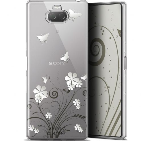 "Coque Gel Sony Xperia 10 Plus (6.5"") Extra Fine Summer - Papillons"