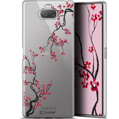 "Coque Gel Sony Xperia 10 Plus (6.5"") Extra Fine Summer - Sakura"