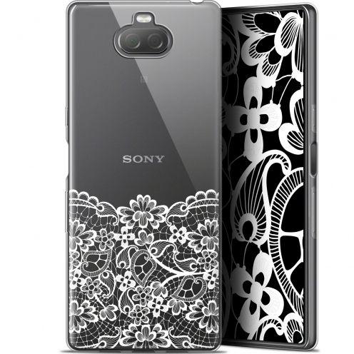 "Coque Gel Sony Xperia 10 Plus (6.5"") Extra Fine Spring - Bas dentelle"