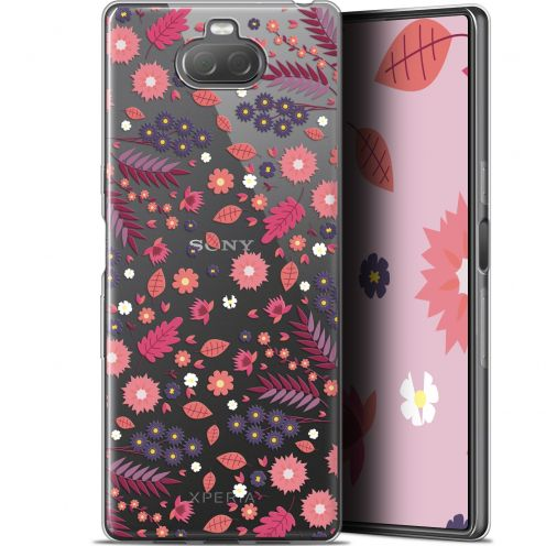 "Coque Gel Sony Xperia 10 Plus (6.5"") Extra Fine Spring - Printemps"