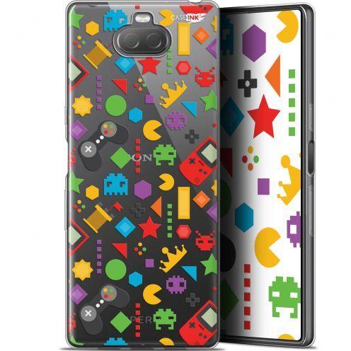 "Coque Gel Sony Xperia 10 Plus (6.5"") Extra Fine Motif - PacMan"