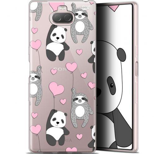 "Coque Gel Sony Xperia 10 Plus (6.5"") Extra Fine Motif - Panda'mour"