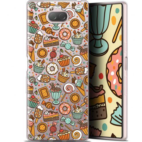 "Coque Gel Sony Xperia 10 Plus (6.5"") Extra Fine Motif - Bonbons"