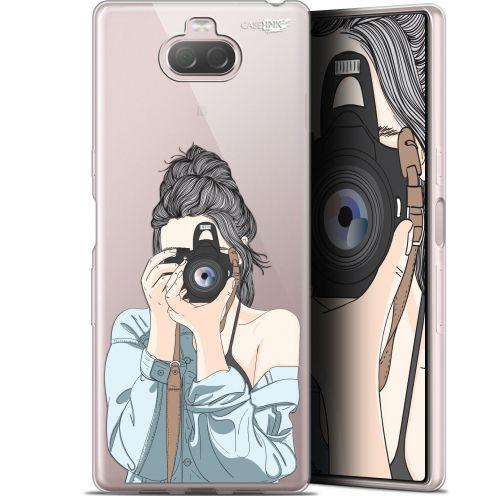 "Coque Gel Sony Xperia 10 Plus (6.5"") Extra Fine Motif - La Photographe"
