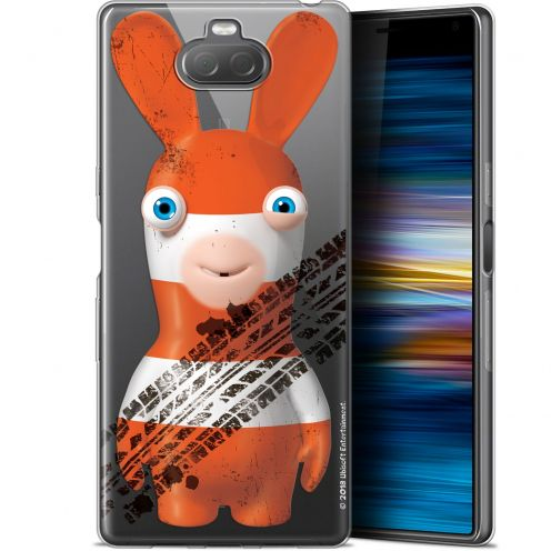 """Coque Gel Sony Xperia 10 Plus (6.5"""") Extra Fine Lapins Crétins™ - On the Road"""