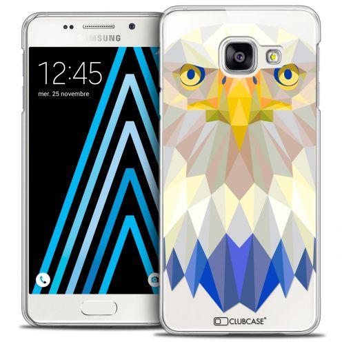 Coque Crystal Galaxy A3 2016 (A310) Extra Fine Polygon Animals - Aigle