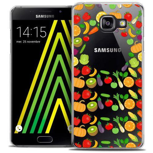 Coque Crystal Galaxy A5 2016 (A510) Extra Fine Foodie - Healthy