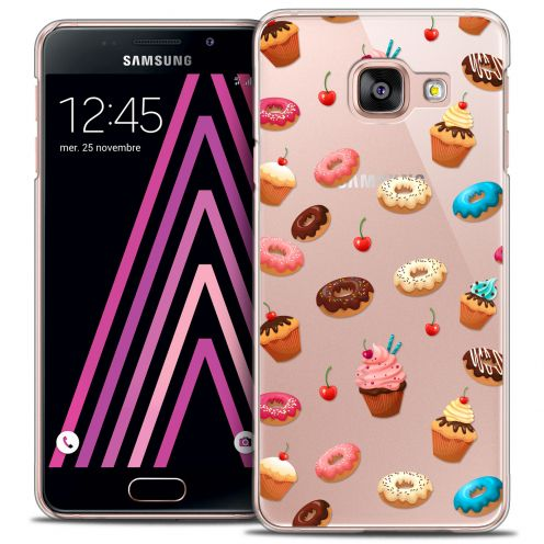 Coque Crystal Galaxy A5 2016 (A510) Extra Fine Foodie - Donuts