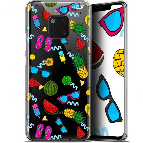 """Coque Gel Huawei Mate 20 Pro (6.39"""") Extra Fine Motif -  Summers"""