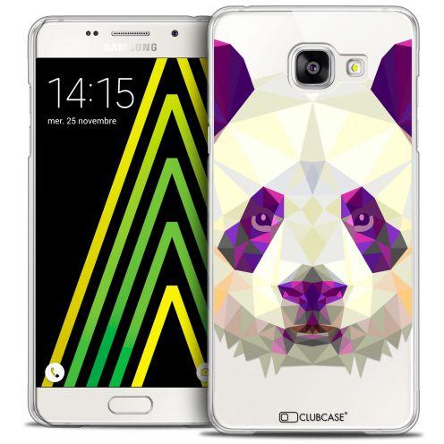 Coque Crystal Galaxy A5 2016 (A510) Extra Fine Polygon Animals - Panda