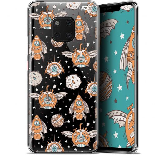 "Coque Gel Huawei Mate 20 Pro (6.39"") Extra Fine Motif - Punk Space"