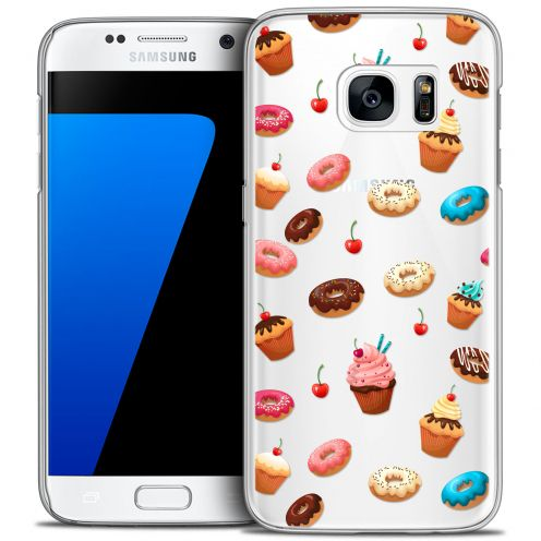 Coque Crystal Galaxy S7 Extra Fine Foodie - Donuts