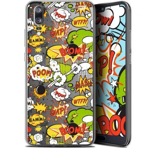 """Coque Gel Huawei P20 (5.8"""") Extra Fine Motif -  Bim Bam Boom"""