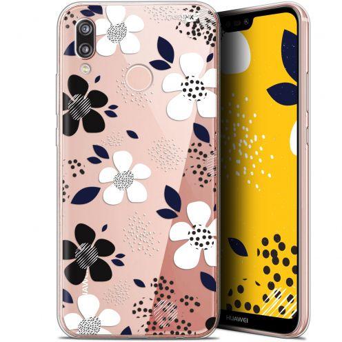 "Coque Gel Huawei P20 Lite (5.84"") Extra Fine Motif - Marimeko Style"
