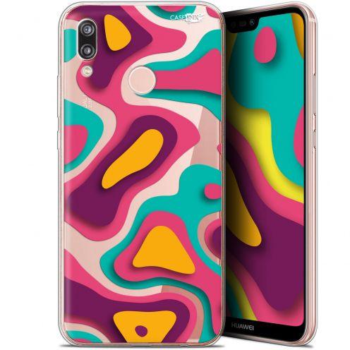 "Coque Gel Huawei P20 Lite (5.84"") Extra Fine Motif -  Popings"