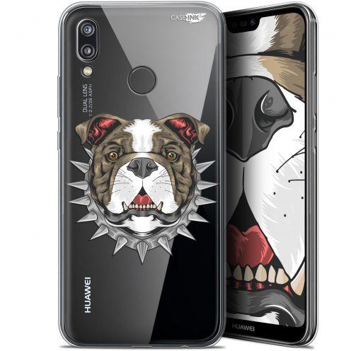 "Coque Gel Huawei P20 Lite (5.84"") Extra Fine Motif - Doggy"