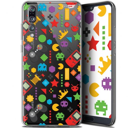 "Coque Gel Huawei P20 Pro (6.1"") Extra Fine Motif - PacMan"