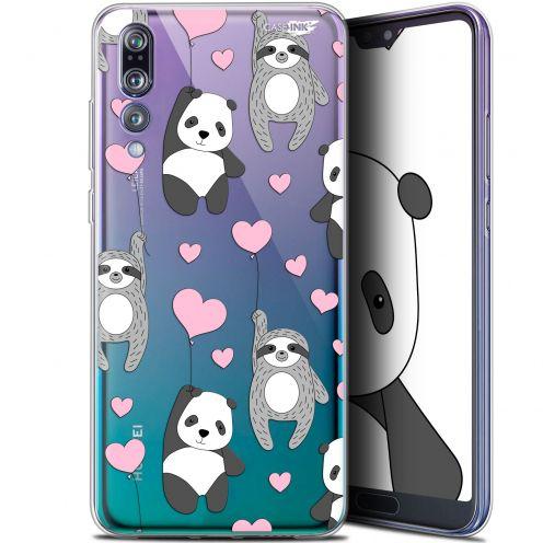 """Coque Gel Huawei P20 Pro (6.1"""") Extra Fine Motif - Panda'mour"""