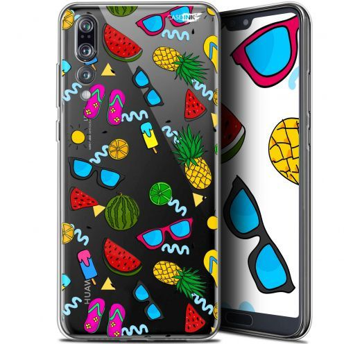 "Coque Gel Huawei P20 Pro (6.1"") Extra Fine Motif - Summers"