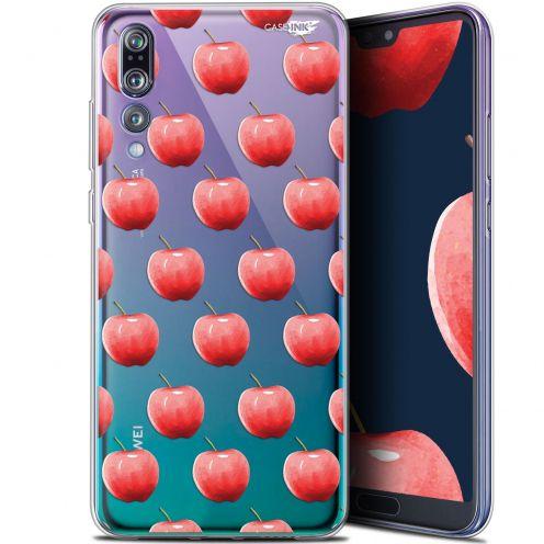 "Coque Gel Huawei P20 Pro (6.1"") Extra Fine Motif - Cerises"