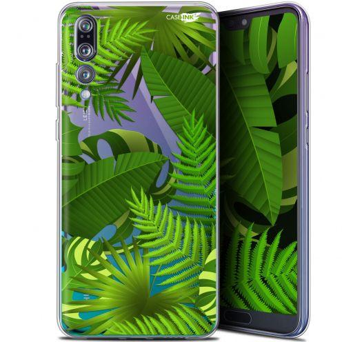 """Coque Gel Huawei P20 Pro (6.1"""") Extra Fine Motif - Plantes des Tropiques"""