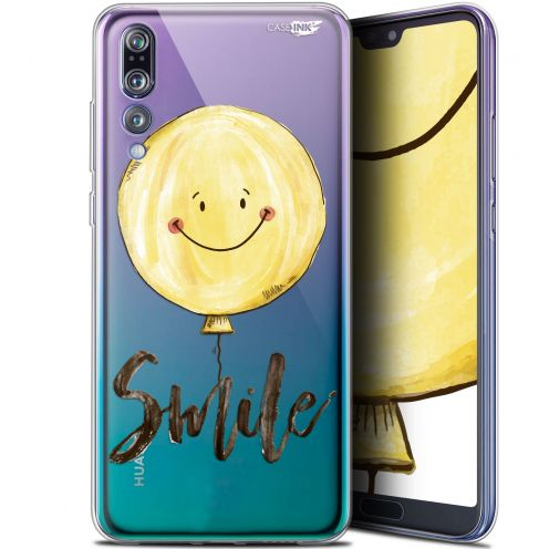 "Coque Gel Huawei P20 Pro (6.1"") Extra Fine Motif - Smile Baloon"