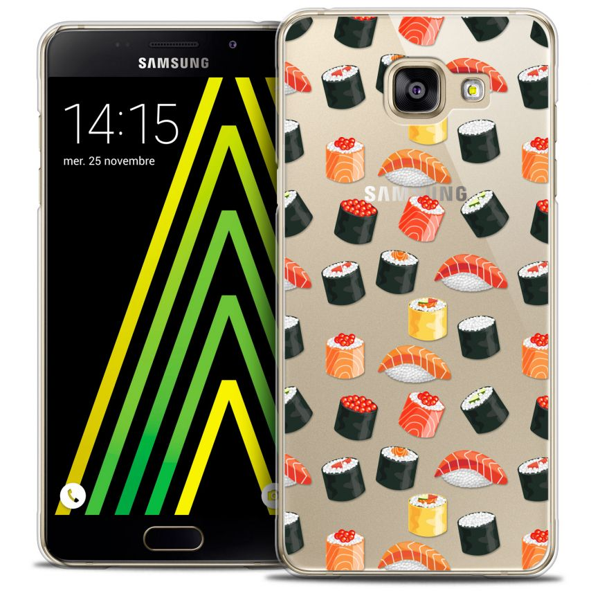 Coque Crystal Galaxy A5 2016 (A510) Extra Fine Foodie - Sushi