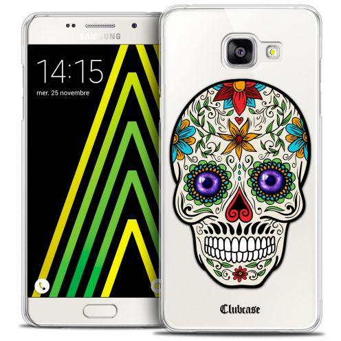 Coque Crystal Galaxy A5 2016 (A510) Extra Fine Skull - Maria's Flower