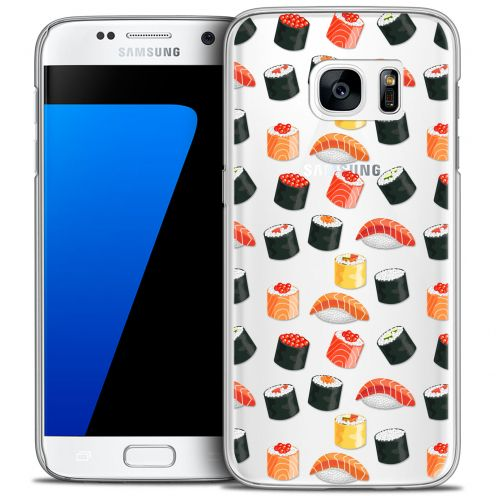 Coque Crystal Galaxy S7 Extra Fine Foodie - Sushi