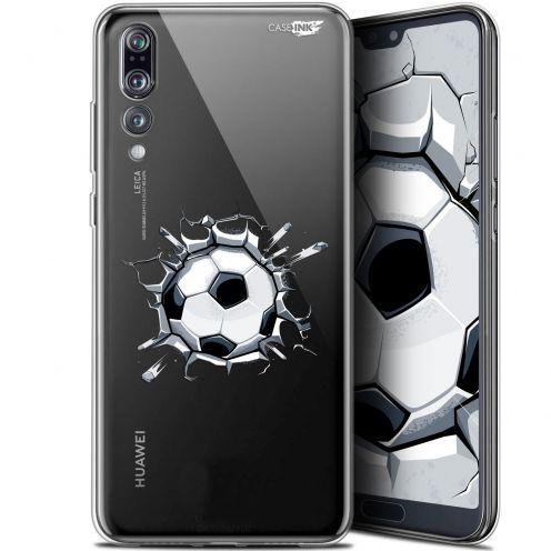 "Coque Gel Huawei P20 Pro (6.1"") Extra Fine Motif - Le Balon de Foot"